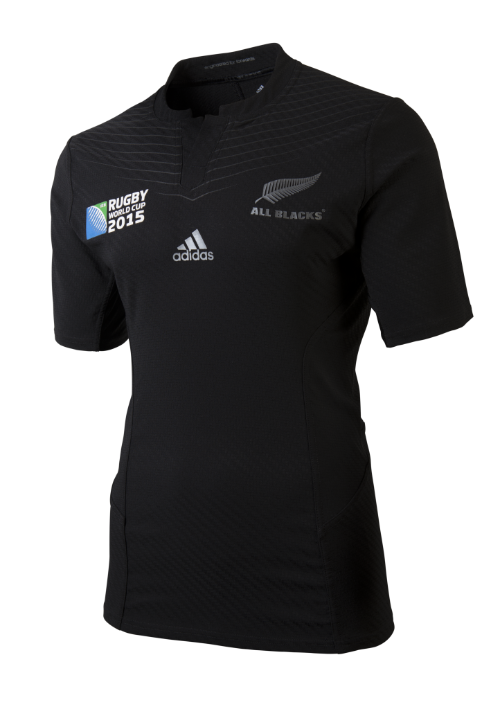 All Blacks World Cup Jersey