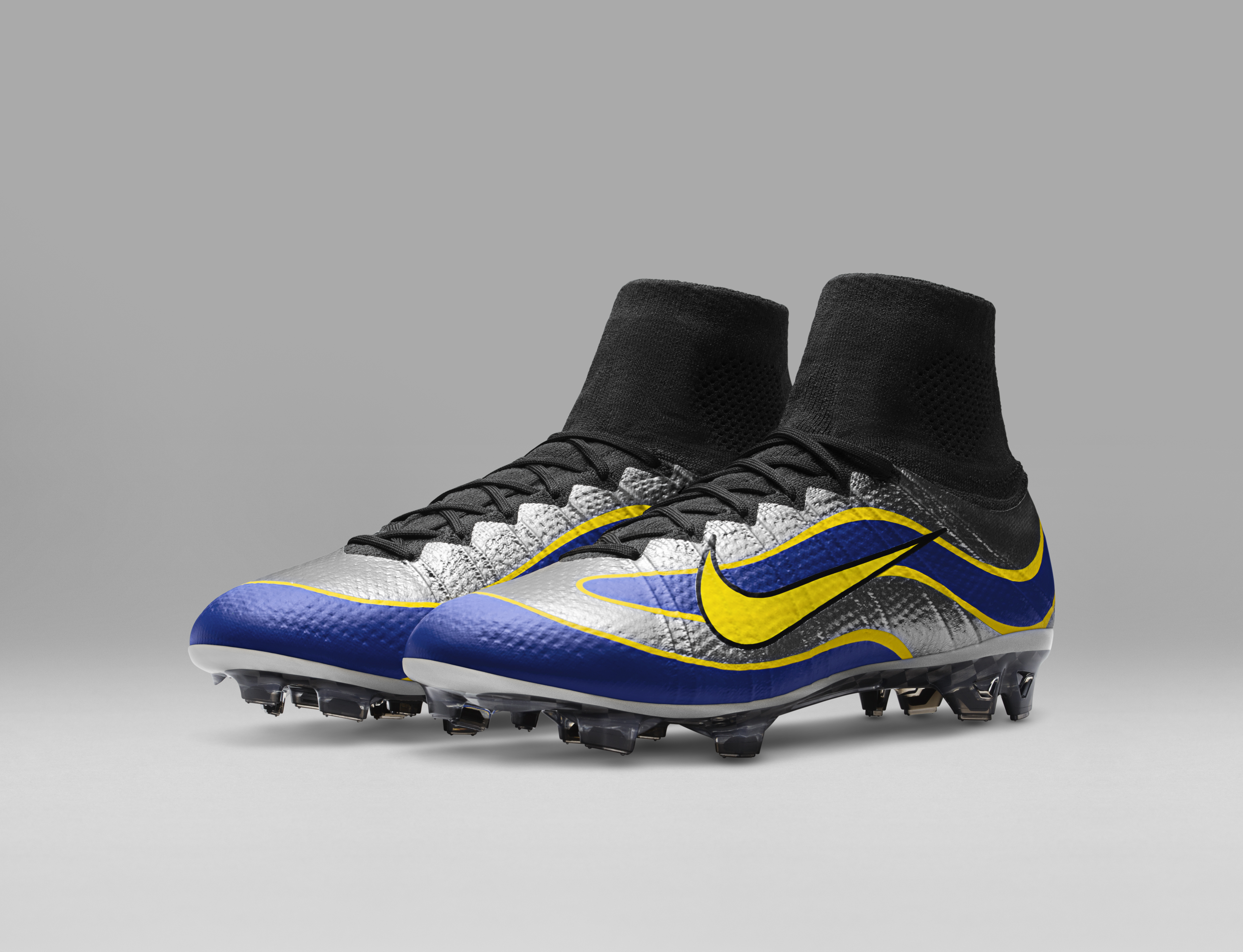 As the Mercurial marks a milestone with the recent unveil of the new  Mercurial Superfly, Nike Football commemorates the famously bold boot's  rise with the ...