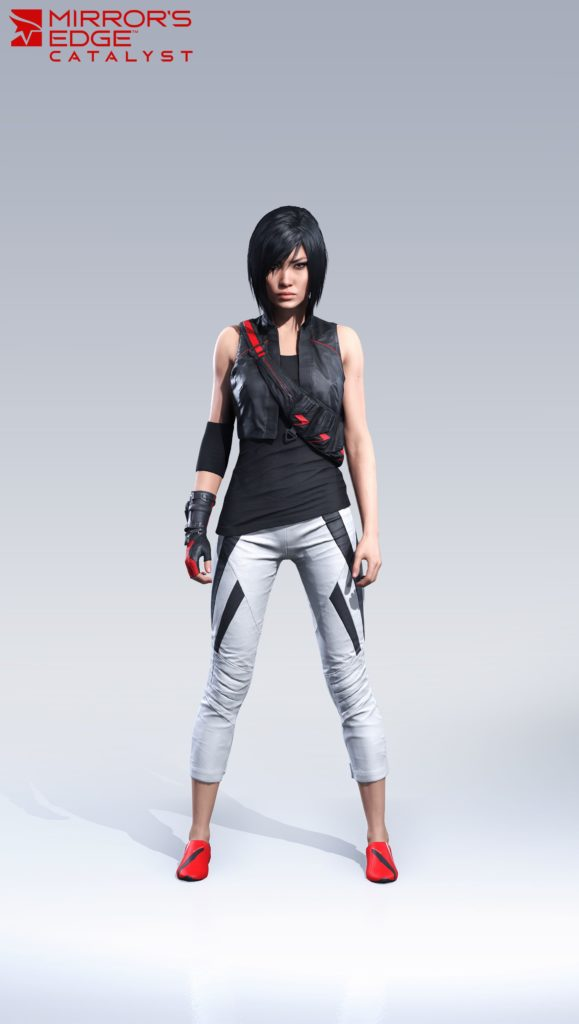 Faith_Mirror's Edge Catalyst
