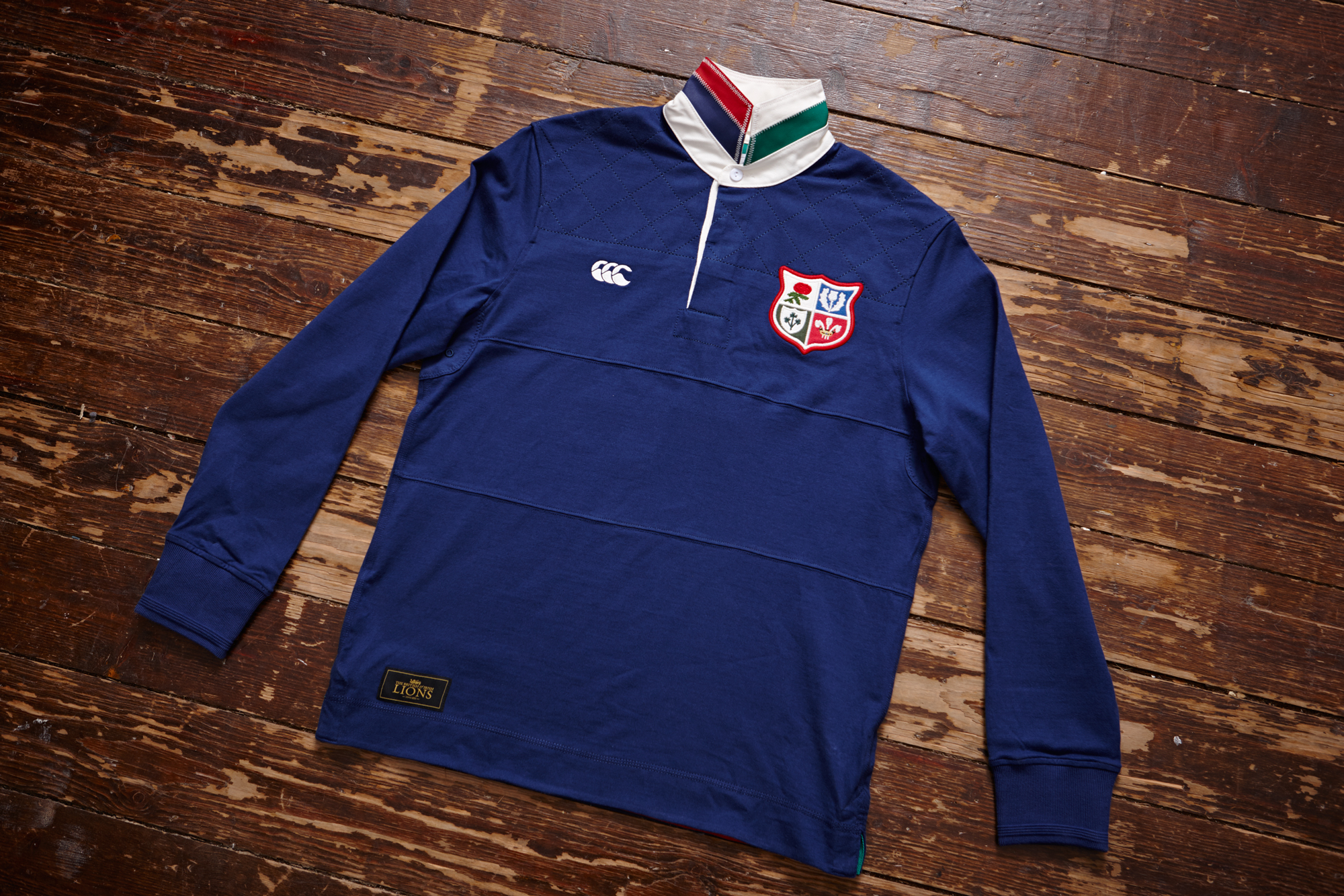 HIGH-RES B97 2912 ÔÇô PANELLED RUGBY - INSPIRED DIRECTLY BY THE 1924 JERSEY