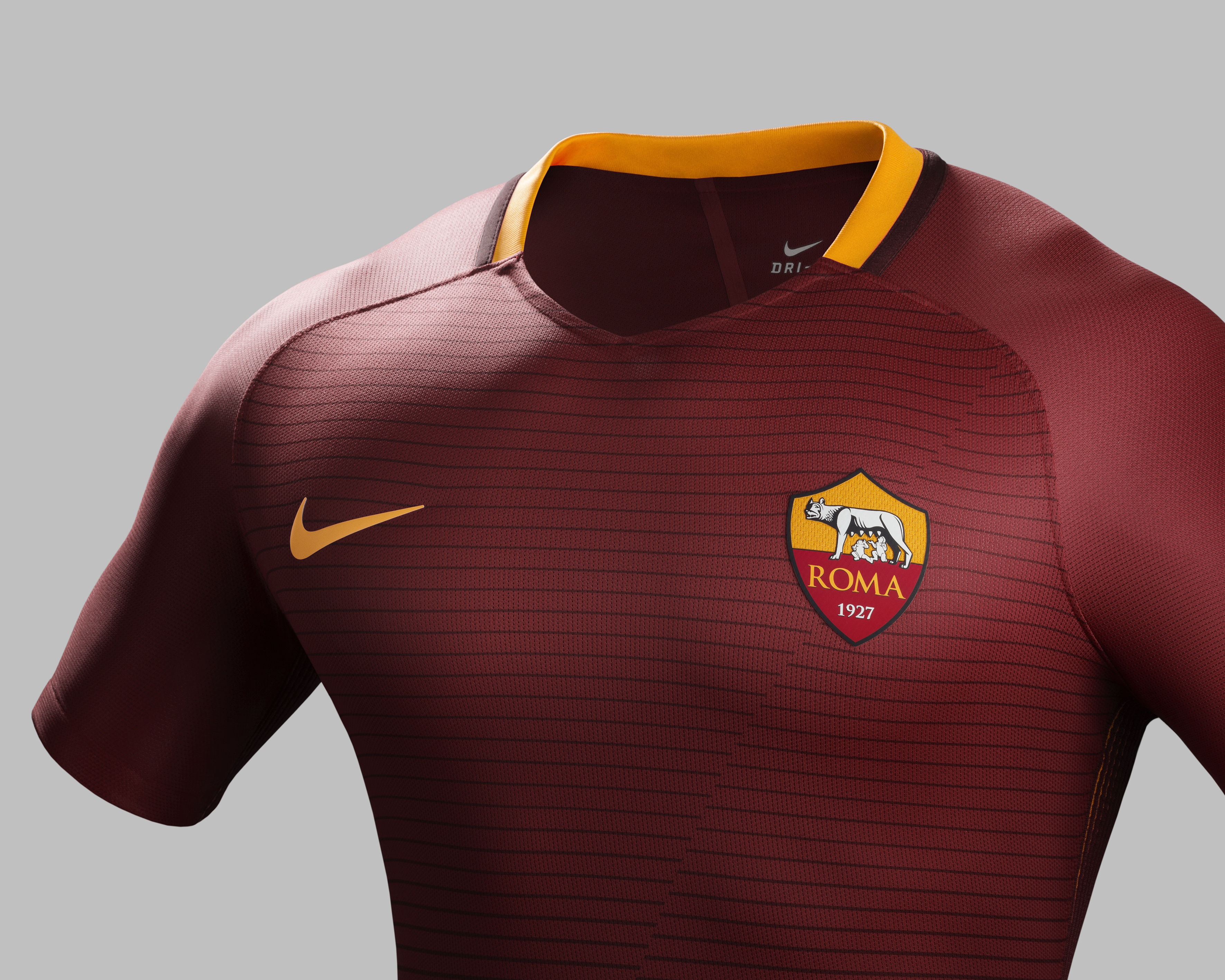los angeles 74227 b297f Kit Launch | AS ROMA HOME KIT 2016-17 - Boot Advisor.ie